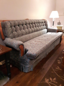 Sofa and Chair for sale