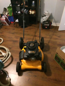 gas powered lawnmower *great condition*