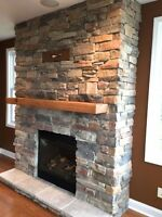 FIREPLACE REMODELLING - LOW COST ...HIGH IMPACT  from $499
