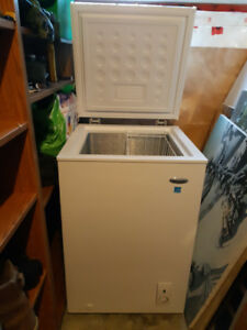 Marathon Deluxe  3.5 cu.ft chest freezer for sale