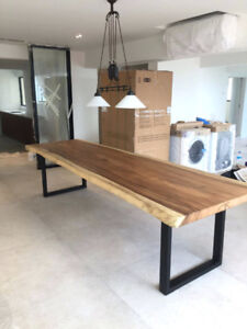 Stunning One Of A Kind Custom Dining &  Coffee Tables