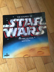 The sounds of Star Wars Lp