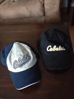 New Cabela's hats