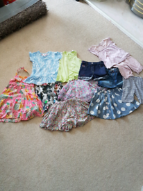 Girls summer clothes, 3-4 years