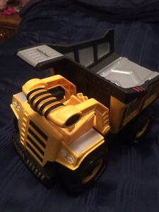 Fisher price dump truck