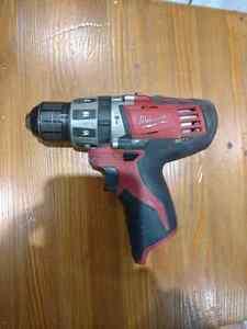 M12 hammer drill $50