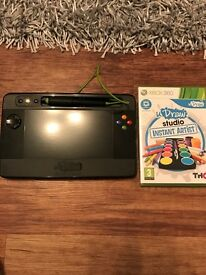 Xbox 360 U Draw Studio disc + Game Tablet