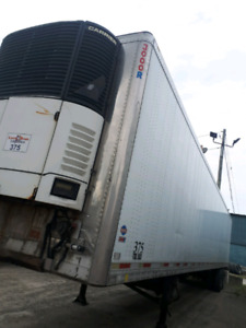I'm selling my 2005 utility trailer reefer