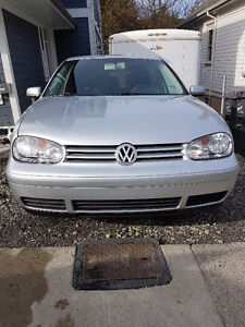2006 VW Golf TDI Awesome Condition!