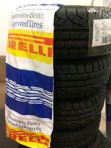 Pneus d'hiver Pirelli 205/50 R17 Winter Tires New