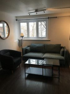 Subletting a 3 Bedroom Apartment Near McGill and Concordia