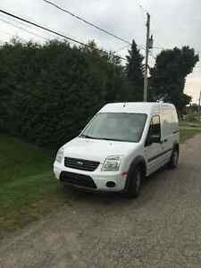 2012 Ford Transit Connect XLT CARGO Fourgonnette, fourgon