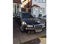 2006/55 Automatic Chrysler 300C 3.0 CRD V6 4dr DIESEL model