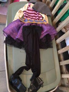 Vexy smurf costume