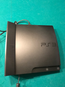 Playstation 3 (+ extra controllers, charging dock, etc)
