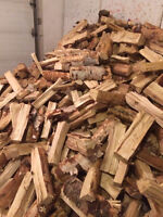 """Bagged Birch Firewood """"North&West EDM Pickup Location"""" Call Me"""