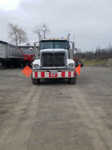 Pre emission Heavy Spec Float truck