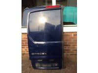 Rear door Citroen dispatch