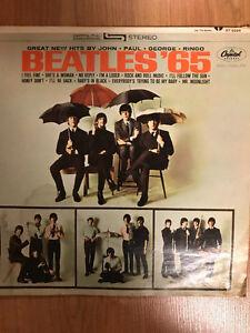 Beatles vinyl STEREO Beatles '65