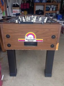 Tournament Brand Fooseball Table - Mint Confition Kitchener / Waterloo Kitchener Area image 2