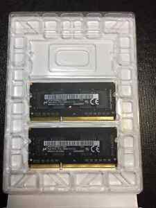 2 Ram for MAC (2Gb x 2)