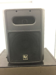 "EV Sb 121a - compact powered 12"" subwoofer"