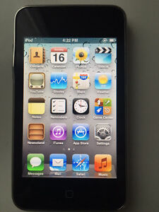 iPod touch 3rd gen 64gb