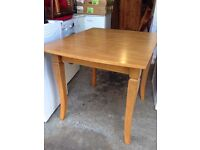 Julian Bowen Limited Newbury Table.Delivery Offered