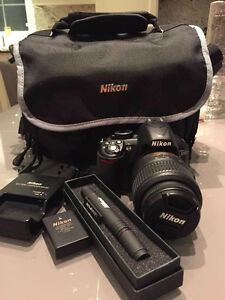 Nikon D3100 Camera Negotiable
