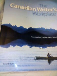 The canadian writers workplace, seventh edition