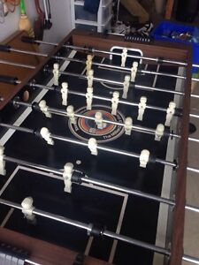 Tournament Brand Fooseball Table - Mint Confition Kitchener / Waterloo Kitchener Area image 3