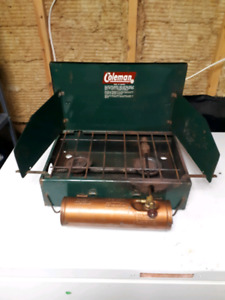 Coleman stove model 411