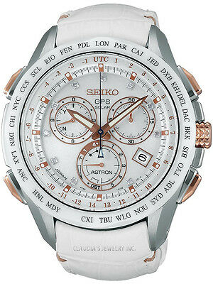 (SEIKO ASTRON LIMITED EDITION UNISEX GPS SSE021)