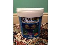 OCEAN FISH Marine salt 8kg