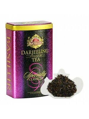 Basilur Speciality Classics - Darjeeling- Pure Indian Black tea from Darjeeling
