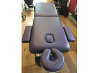 Lightweight massage table