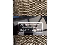 Samsung soundbar & wireless sub
