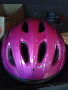 Youth bicycle helmet