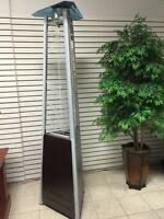 Patio Heaters – Commercial Triangle Glass Tube Heater