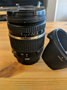 Tamron SP AF 17-50mm f/2.8 XR Di-II VC LD Lens for Canon EF