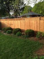 Fence Installation & Post Hole Service & Repair