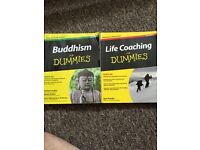 Life coaching and Buddhism for dummies
