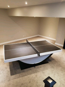 Custom Modern Ping Pong Table