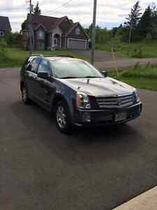 2007 Cadillac SRX AWD for Winter. 7 seater. DVD. REDUCED!!