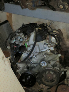 2002 Dodge Caravan 3.3 L Engine only