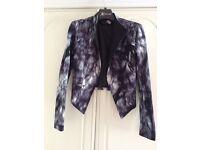 Kardashian kollection blazer size 10