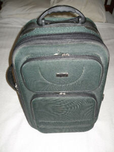 carry on luggage / suitcase