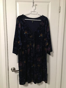 Beautiful Boho Dress Size 18