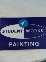 Looking for a well paying summer job? Student works painting