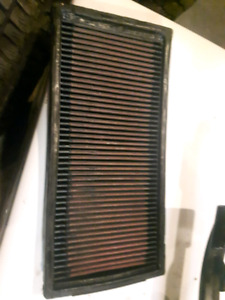 K and N air filter 1994 too 2001 dodge ram